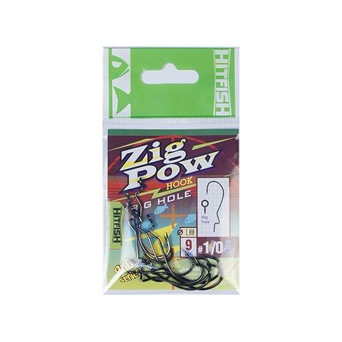 ZIG POW HOOK 8