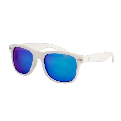Verano polarizační brýle white/blue glasses
