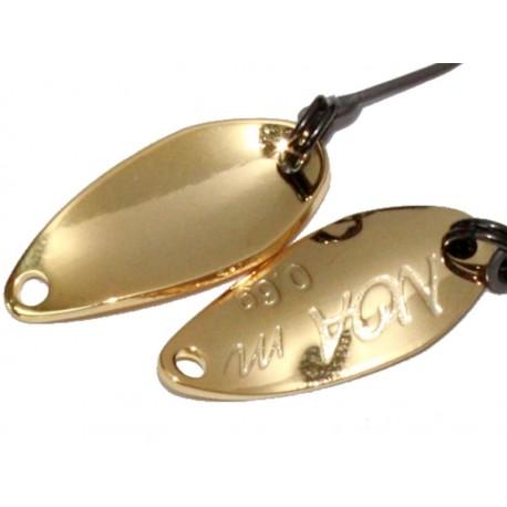 Rodio Craft Noa Micro 0,6 g Gold