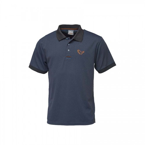 Simply Savage 3-Stripes Polo S