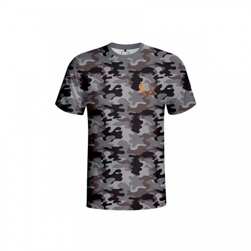 Simply Savage Camo T-shirt S