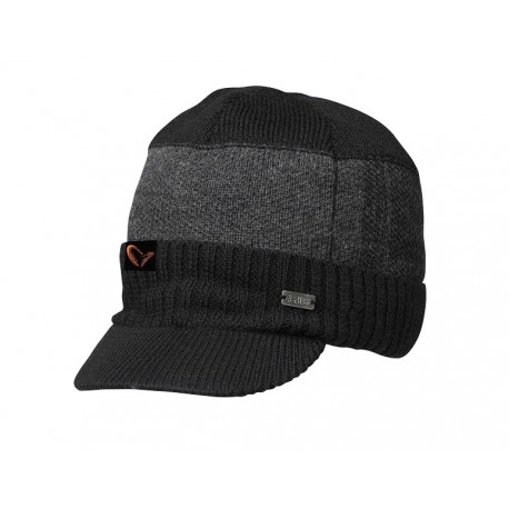 SAVAGE Knitted Beanie w/Brim