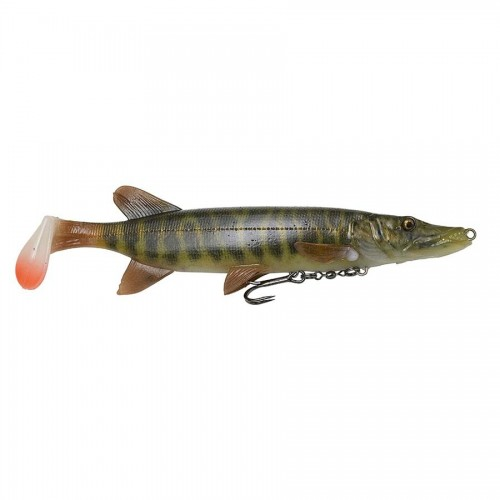 4D Pike Shad 20 cm 65 g SS 01-Striped Pike