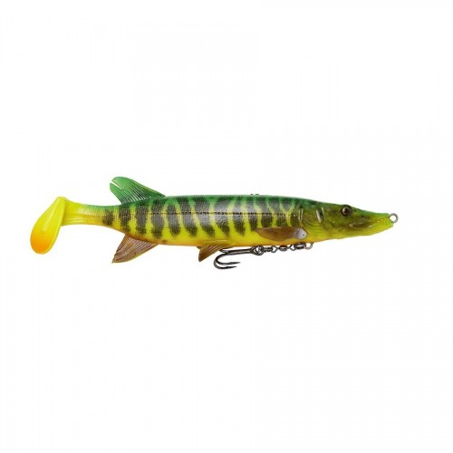 4D Pike Shad 20 cm 65 g SS 03-Fire Tiger
