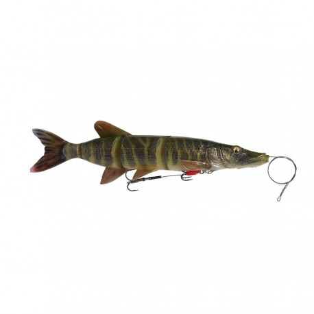 4D Line Thru Pike 25 cm 110 g SS 01-Striped Pike