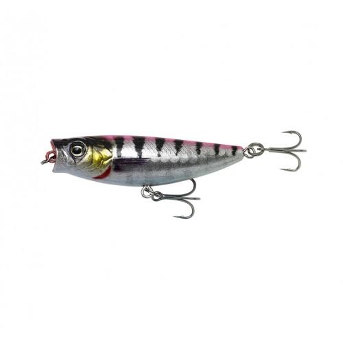 3D Minnow Pop Walker 5.5 cm 6 g F Pink Barracuda PHP