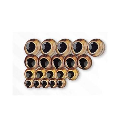 LB Spare Trout Eyes Kit 40 ks