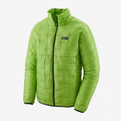 Patagonia Micro Puff® Jacket Peppergrass Green