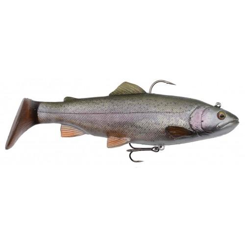4D Trout Rattle Shad 17cm 80g Rainbow Trout