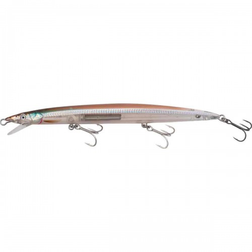 Sandeel Jerk minnow 175 25 g  SF Olive Ghost