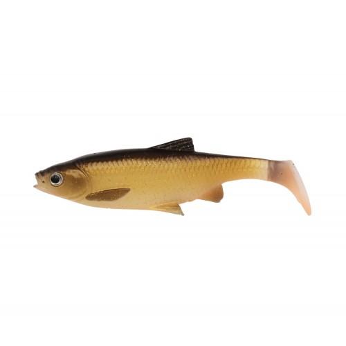3D LB Roach Paddletail 12.5 cm 22 g 2 ks - Dirty Roach