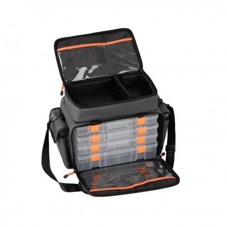 Lure Specialist Bag M 6 boxes (30x40x22cm)