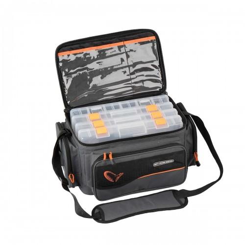 System Box Bag L 4 boxes (24x47x30cm)