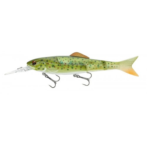 Prorex Hybrid Crank 140 brown trout