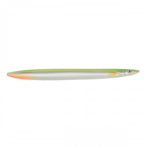 Line Thru Sandeel 150 mm 27 g YG Silver