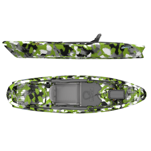 3WATERS KAYAKS Big Fish 105