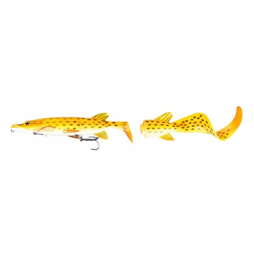 SG 3D Hybrid Pike 17cm 45g SS 03-Albino Pike