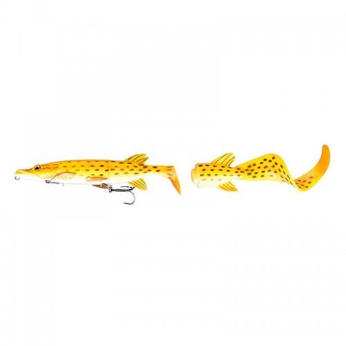 3D Hybrid Pike 17cm 45g SS 03-Albino Pike