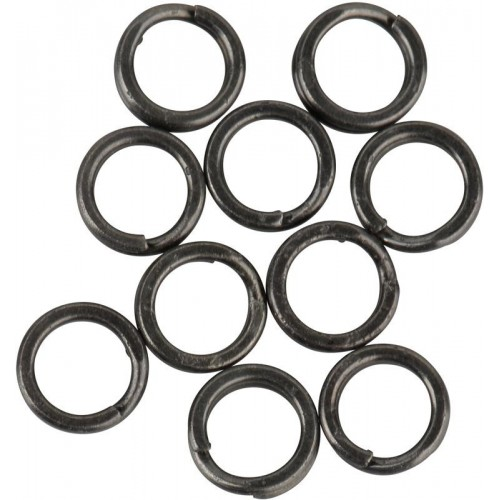 Stainless Splitring Mix Forged 7 mm SS 20 pcs