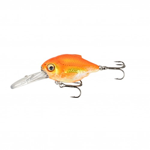 SG 3D Crucian Crank34 3.4cm 3.4g SF DR 02-Goldfish