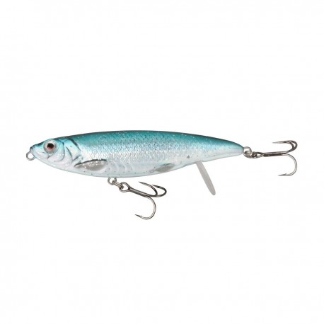 SG 3D Backlip Herring 100 10cm 20g S 01-Blue Silver