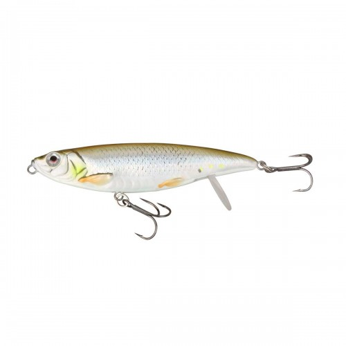 SG 3D Backlip Herring 100 10cm 20g S 03-Green Silver