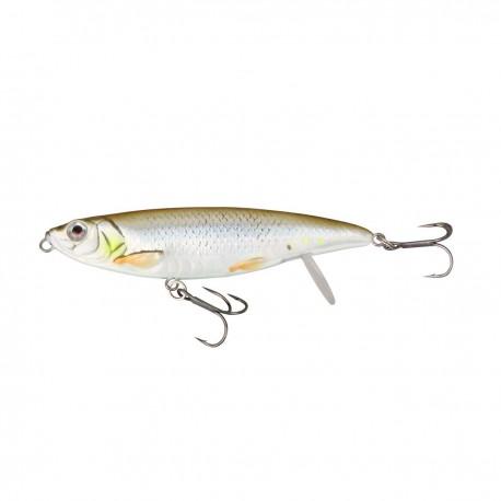 SG 3D Backlip Herring 100 10cm 20g S 03-Green Silver