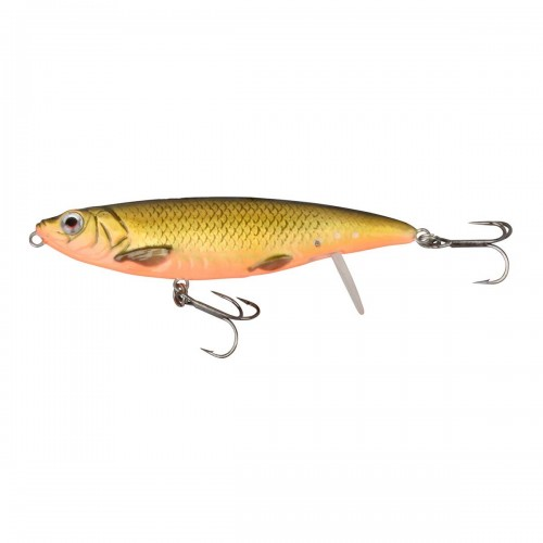 3D Backlip Herring 100 10 cm 20 g S 04-Gold and Black