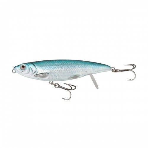 3D Backlip Herring 135 13.5 cm 45 g S 01-Blue Silver