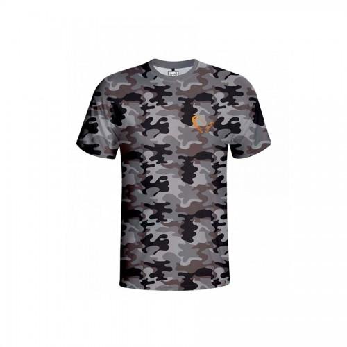 Simply Savage Camo T-shirt S