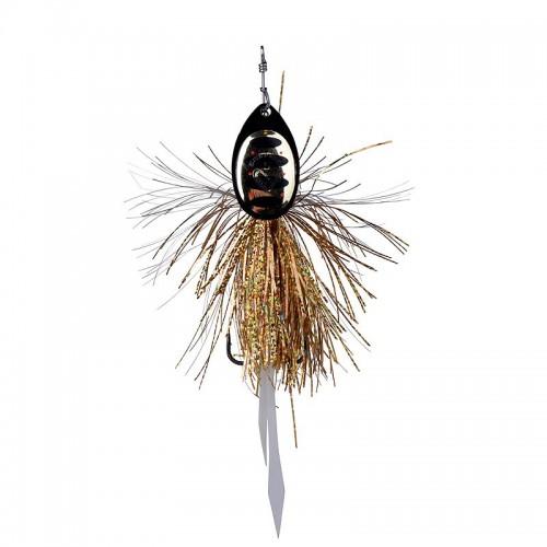 P Spinner, velikost 5 18g 02 Black Gold