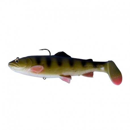 3D Trout Rattle Shad 12,5cm 35g MS 04 Perch