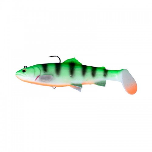 3D Trout Rattle Shad 12,5cm 35g MS 05 Firetiger