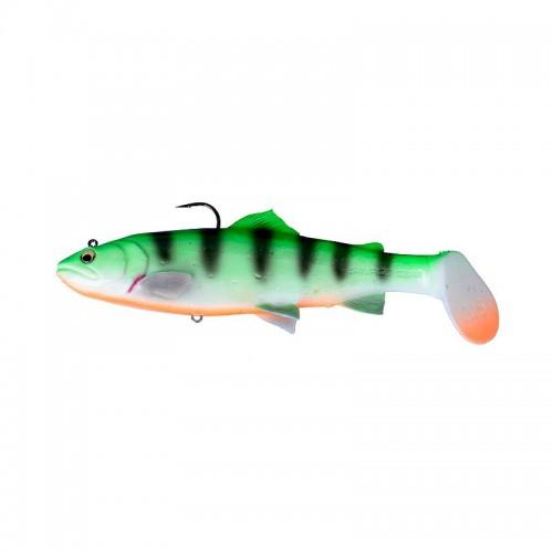 Trout Rattle Shad 3D 17cm 80g MS 05 Firetiger
