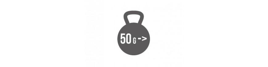 Pruty nad 50 g
